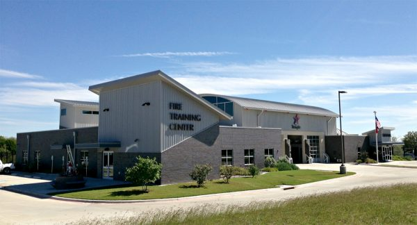 Fire Station No. 8 with Emergency Operations & Training Center