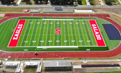 Salado ISD Elem. Addition & Stadium Renovation