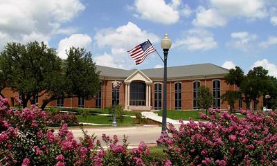 UMHB Parker Academic Center
